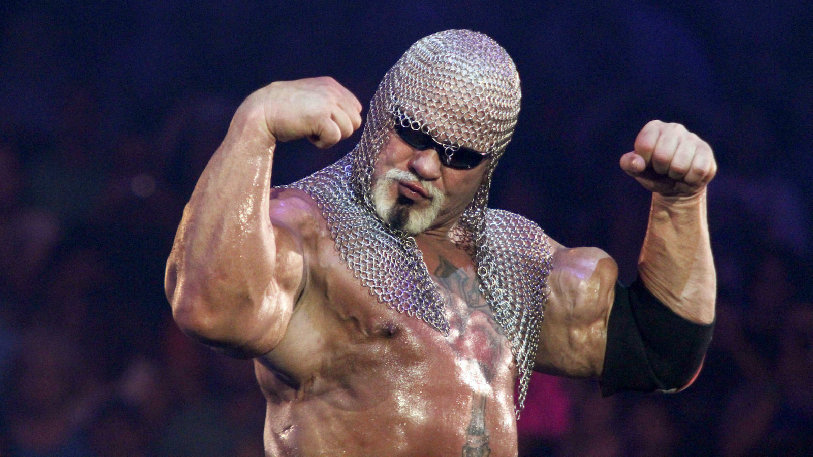 Scott Steiner Appears at Indie Show, Talks About His ...
