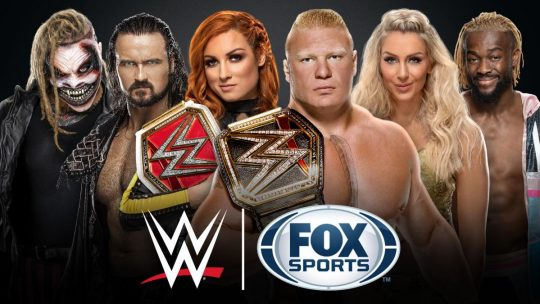 Fite TV and FOX Sports to Stream WrestleMania 36 (for Way More Money Than WWE Network)