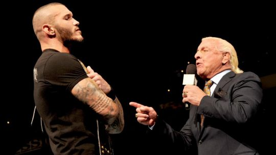 "Interview: Ric Flair on Randy Orton Being WWE's Best Star & Charlotte Being ""Female Orton"""
