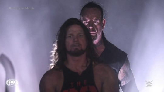 More on WrestleMania 36's Boneyard Match, Taping Length & Original Plans for Undertaker's Entrance