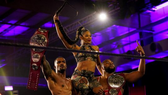 WWE: Bianca Belair Called Up to Raw, Charlotte NXT Plans, Becky & Shayna Feud