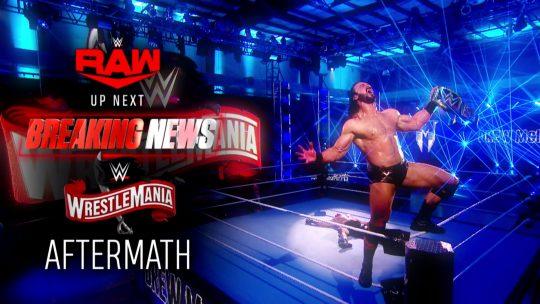 WWE Raw Results - Apr. 6, 2020 - Drew McIntyre vs. Big Show