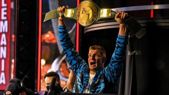 More on Rob Gronkowski's Departure from WWE, WrestleMania 36 & Backstage Heat Issues