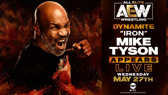 AEW Dynamite Results - May 27, 2020 - Battle Royal, Mike Tyson Brawl