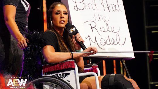 AEW: Britt Baker Gives an Injury Update & Return Date, Marq Quen Not Injured
