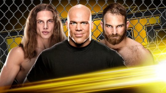 NXT Results - May 27, 2020 - Matt Riddle vs. Timothy Thatcher Cage Fight
