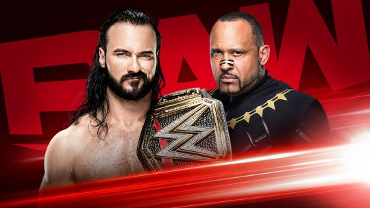 WWE Raw Results - June 1, 2020 - McIntyre vs. MVP, Flair vs. Asuka