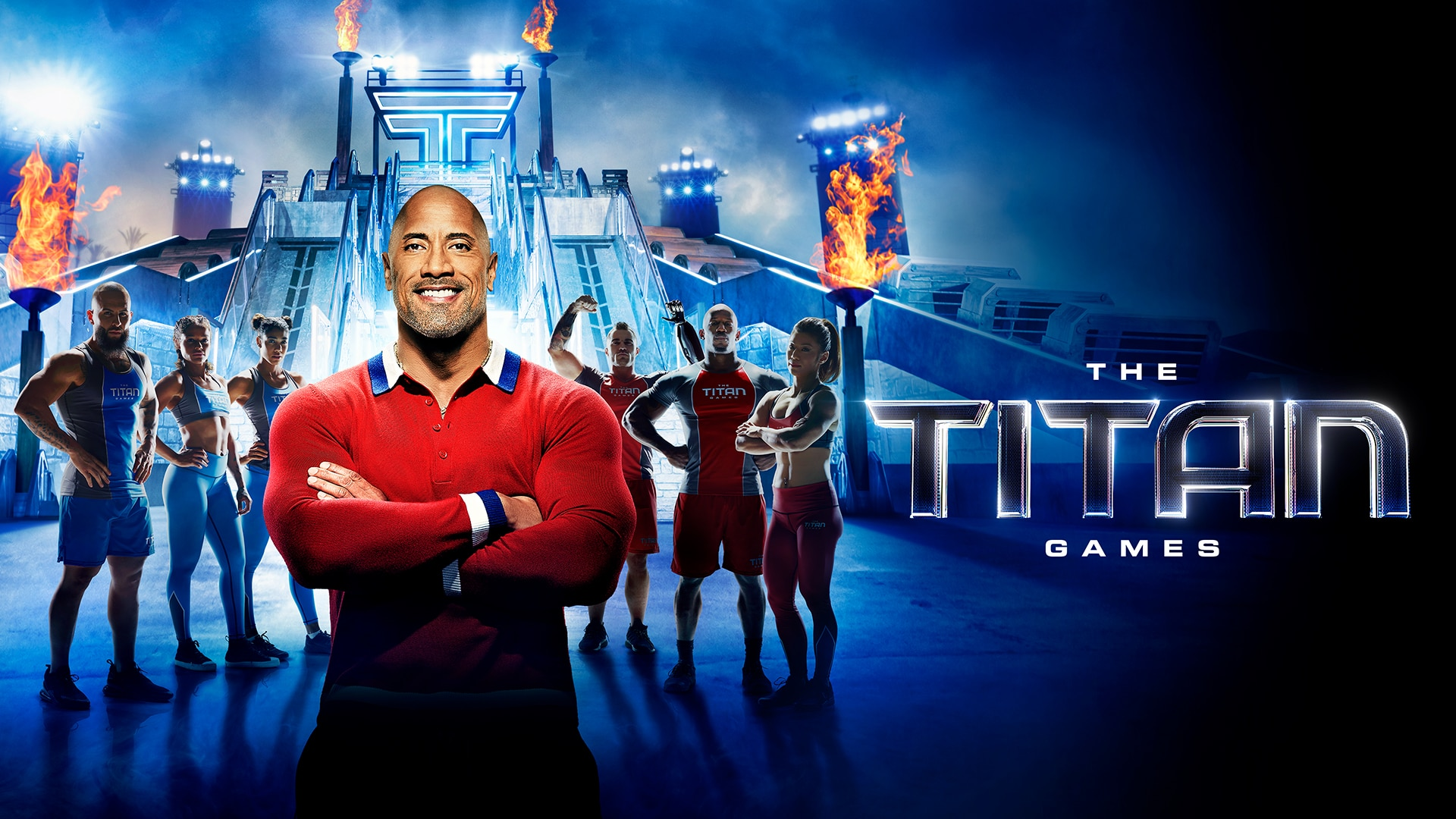 The Rock's Titan Games Returning This Month, Going Head-to-Head ...
