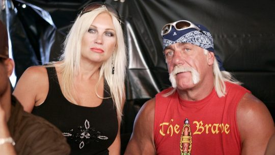 Tony Khan Says Hulk and Linda Hogan Are Banned From AEW Shows