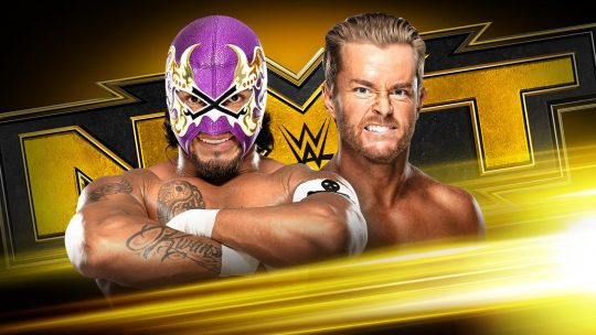 NXT Results - June 3, 2020 - Maverick vs. Fantasma