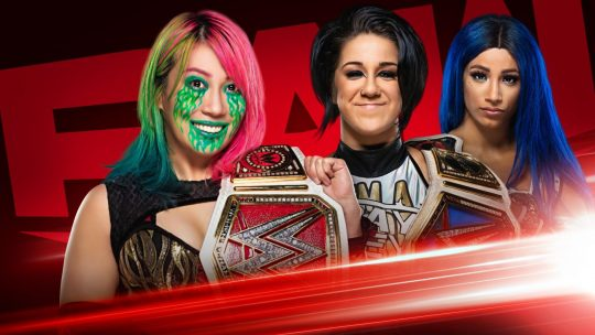 WWE Raw Results - July 6, 2020 - Bayley vs. Asuka