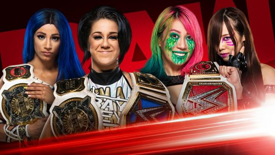 WWE Raw Results - July 13, 2020 - Rollins vs. Owens, Women's Tag Title Match