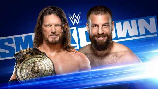 WWE SmackDown Results - July 3, 2020 - Styles vs. Gulak