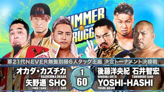 Various: WWE Gives Sareee Permission to Work in Japan, NJPW Summer Struggle 2020 Results, Indies
