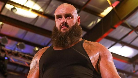 WWE Reportedly Interested in Bringing Back Braun Strowman