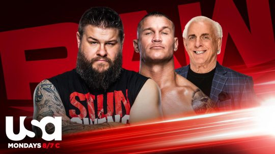 WWE Raw Results - Aug. 10, 2020 - Orton vs. Owens