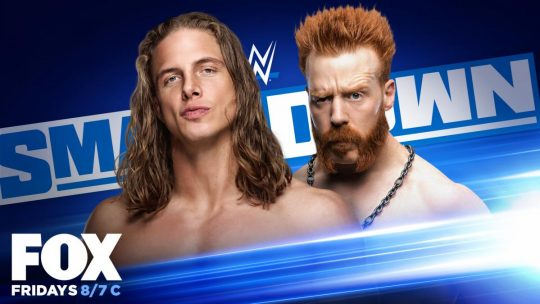 WWE SmackDown Results - Aug. 7, 2020 - Riddle vs. Sheamus