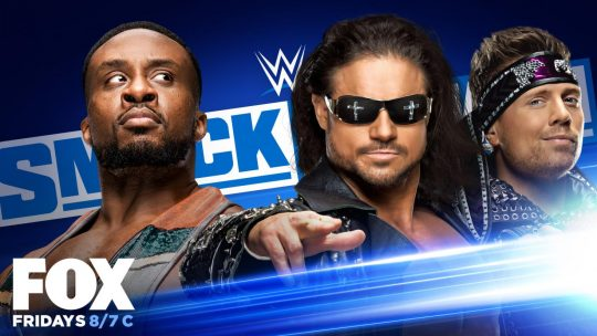 WWE SmackDown Results - Aug. 14, 2020 - Big E vs. Morrison, Battle Royal