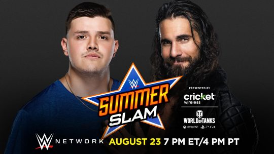 Two New Matches Announced for SummerSlam