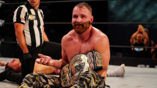 Various: Jon Moxley on Future of His Career, NWA Announces New Weekly Series, Indies