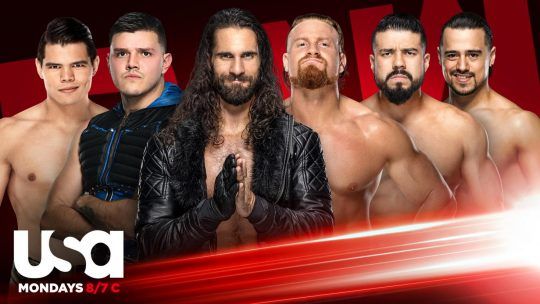 WWE Raw Results - Sep. 21, 2020 - RETRIBUTION vs. Hurt Business