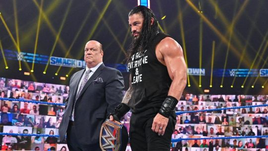 WWE: Reigns & Heyman Pairing Update, Retribution Update, WWE 2K Battlegrounds Update