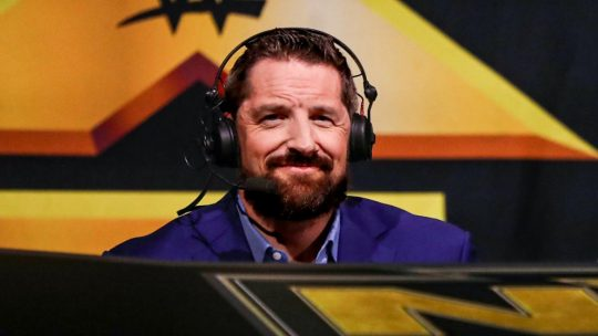 Wade Barrett Officially Signs With WWE to Join NXT Announce Team Full-Time