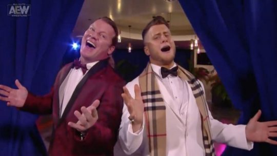 Various: More on AEW's Le Dinner Debonair Musical, Joey Ryan Files Another Lawsuit, MLW News