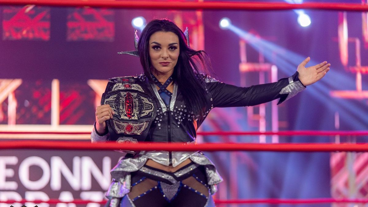 """Ex WWE Star Deonna Purrazzo On NXT Stint, """"I Was Doing Wrong"""" 37"""