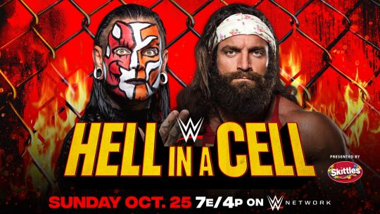 Hardy vs. Elias Added to Hell in a Cell - Updated Card