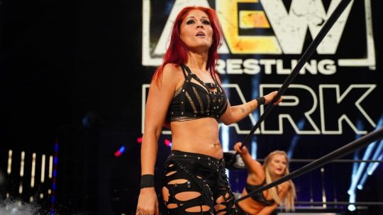"Ivelisse Says She Was ""Let Go"" From AEW"
