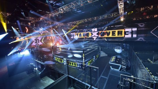 WWE Reportedly Planning to Increase Attendance Limit for NXT Tapings