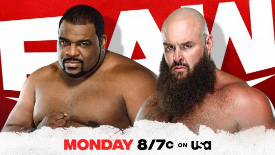 WWE Raw Results - Oct. 19, 2020 - Strowman vs. Lee