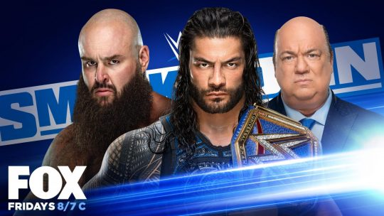 WWE SmackDown Results - Oct. 16, 2020 - Reigns vs. Strowman