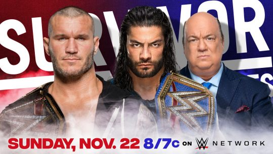 Six Matches Announced for Survivor Series