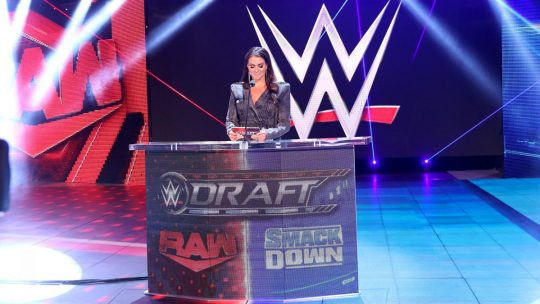 WWE: More on WWE Draft, Recorded Fan Footage Used for NXT Video Wall, Undertaker Documentary