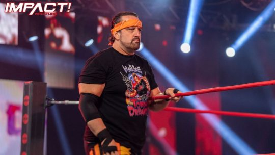 Various: Tommy Dreamer Reveals He Contracted COVID-19, Friday's NJPW Strong Card, Indies
