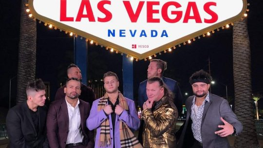 AEW: Inner Circle's Las Vegas Segments, TV Tapings Schedule, Renee Young on Pregnancy