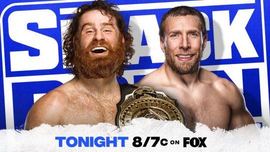 WWE SmackDown Results – Nov. 27, 2020 – Zayn vs. Bryan, Owens vs. Uso