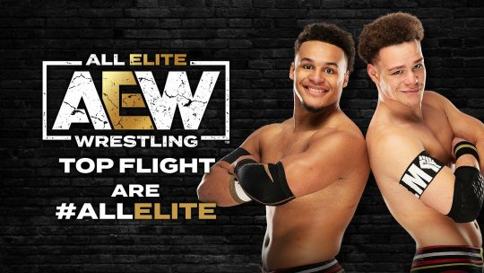 AEW Signs Top Flight