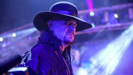 WWE: Undertaker on Current Era WWE, Jason Jordan Update, Women's Dusty Tag Tournament