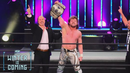 Kenny Omega Wins AEW Championship, Will Appear on Impact on Tuesday