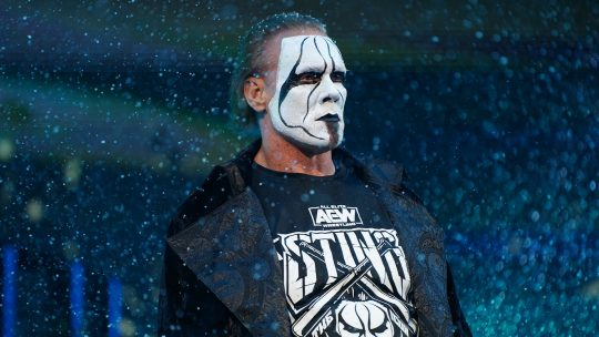 More on AEW's Partnership with Impact Wrestling & Plans for Sting