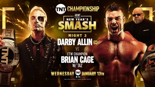 AEW Dynamite Results – Jan. 13, 2021 – New Year's Smash, Allin vs. Cage