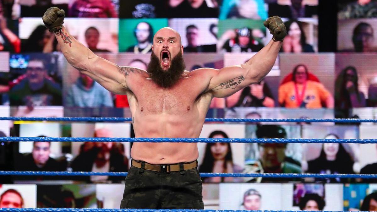 Braun Strowman Creates First-Time-Ever Record On WWE Raw 69