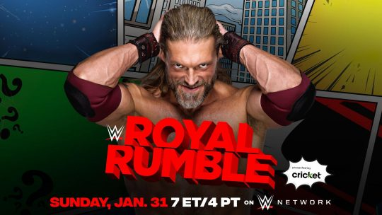 Edge and Three Others Announced for the Royal Rumble + New Match