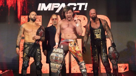 Various: Kenny Omega on Working with Impact, James Storm Impact Status, Riddle Lawsuit Update