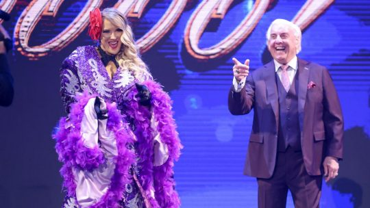 WWE: Ric Flair on His Angle with Lacey Evans, Sonya Deville Stalker Update, Guest Coaches at PC