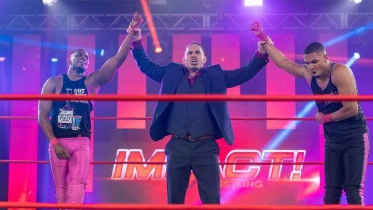 Private Party & Matt Hardy Appear on Impact