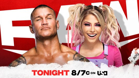 WWE Raw Results - Jan. 18, 2021 - Bliss vs. Asuka